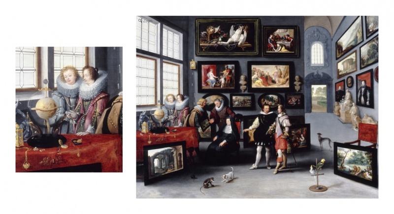 File:1625 Willem Van Haecht Interior of the Salon of the Archduchess Isabella of Austria.jpg