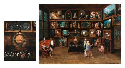 1621-1623 Hieronymus Francken Connoisseurs at a gallery.jpg
