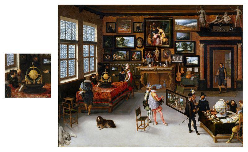 File:1650 omstreeks Adriaen van Stalbemt (Amberes, 1580 – 1662) Las Ciencias y las Artes.jpg