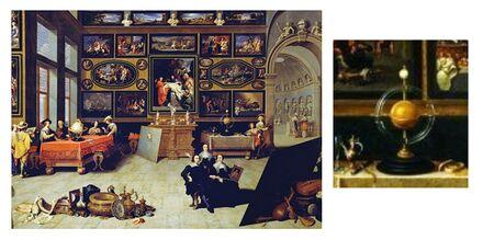 1630-1635 Cornelis de Baellieur Das Kabinett des Rubens 2.jpg
